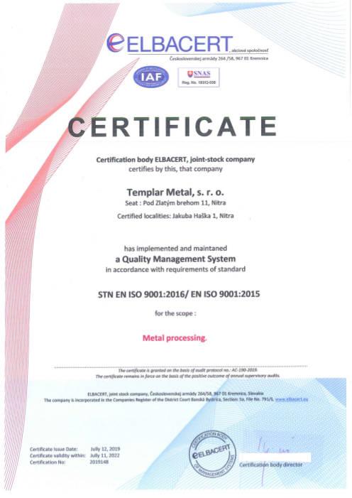 STN EN ISO 90012009-EN ISO 90012008 english version